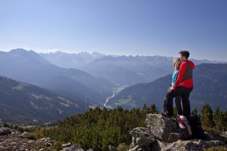 Panorama op de Venet, foto: TVB Tirol West, Daniel Zangerl