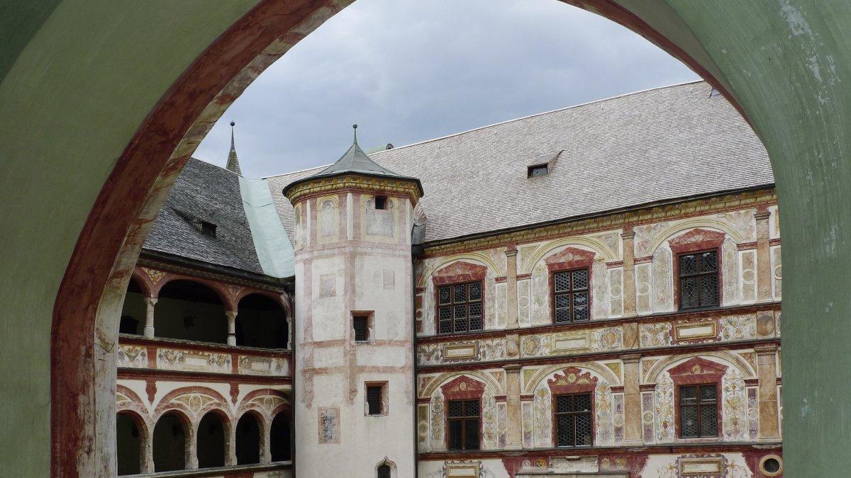 Slot Tratzberg in Stans, © Tirol Werbung/Bernhard Aichner