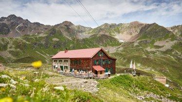 Niederelbehütte, © TVB Paznaun - Ischgl