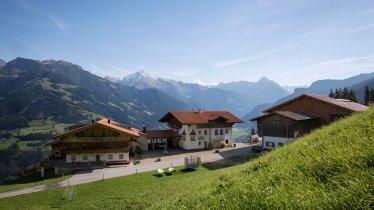 Breierhof in Zell in het Zillertal, © Tirol Werbung/Lisa Hörterer