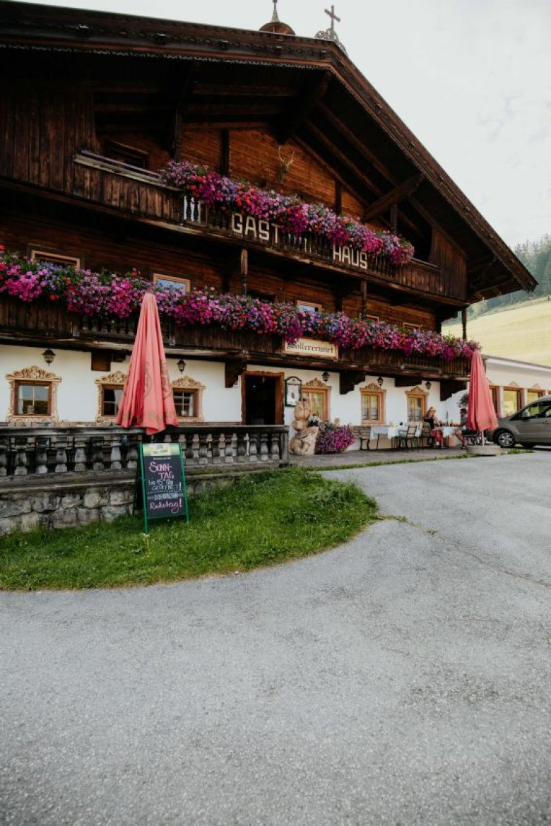 De Sollerwirt in Thierbach.